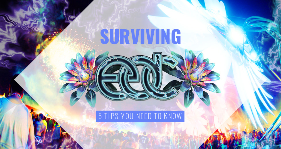 5 Tips You Need to Know for EDC Las Vegas 2016