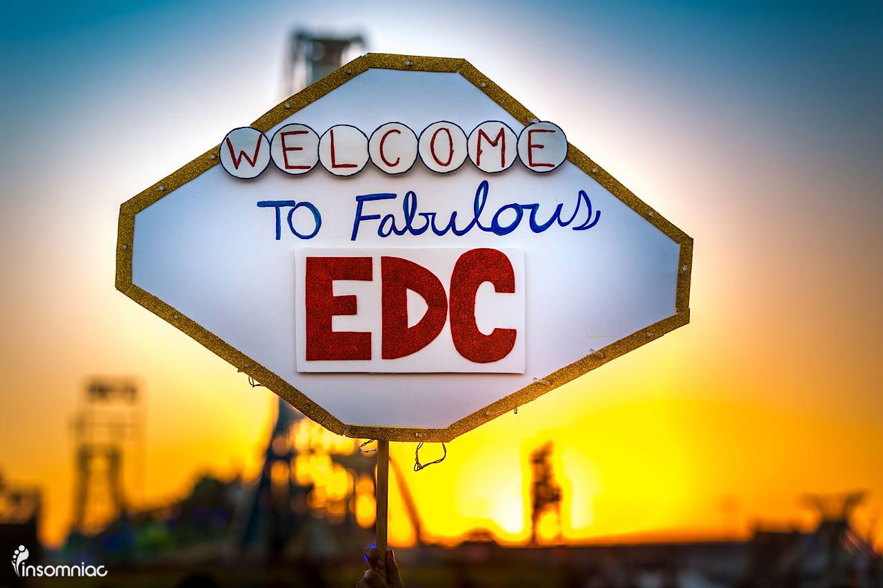 EDC20 in Las Vegas 2016