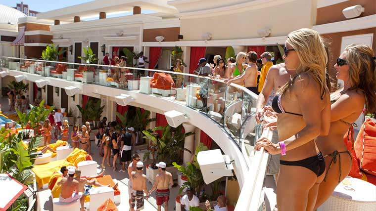 Encore Beach Club Expedited Entry