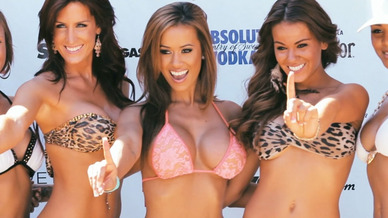 Hot 100 Bikini Contest Continues At Wet Republic Ultra Pool