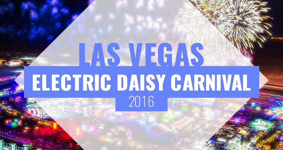 Las Vegas EDC WEEK
