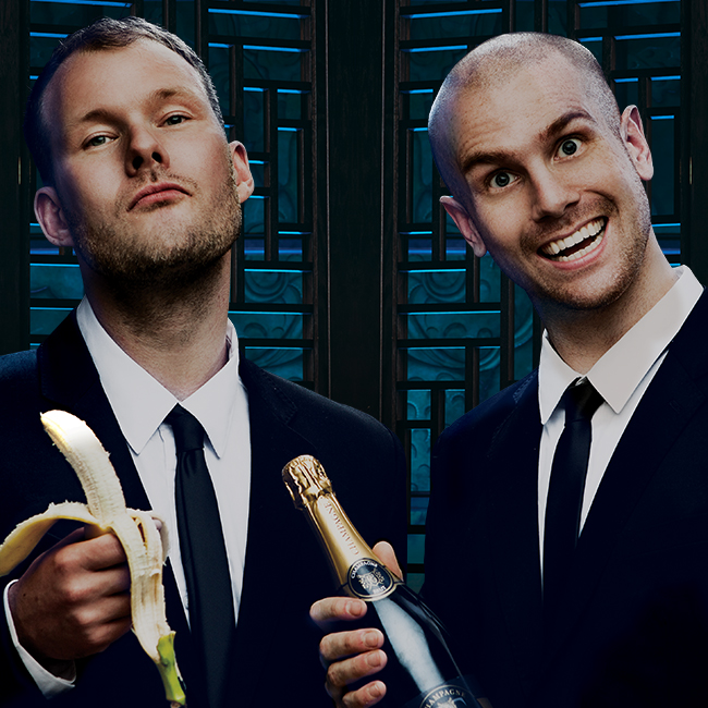 Dada Life at Hakkasan Nightclub on Thu 2/25