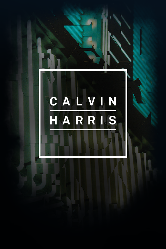 Calvin Harris At Omnia Nightclub On Friday June 24