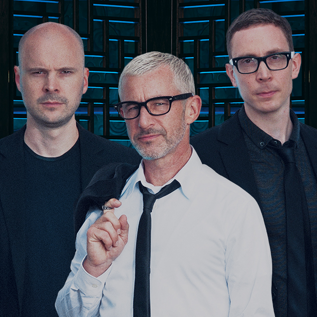Above  Beyond at Hakkasan Nightclub on Sat 2/13