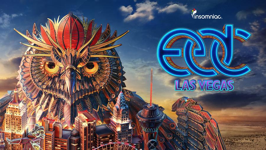 Las Vegas EDC 2016 Linup Set Times