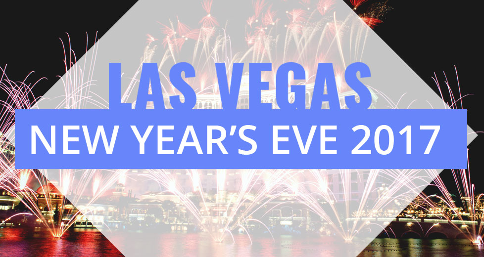 Las Vegas New Year's Eve 2017