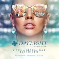 Morgan Page at DAYLIGHT Beach Club at Daylight Beach Club on Sat 7/21