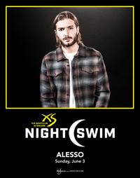 ALESSO - NIGHTSWIM at XS Nightclub on Sun 6/3