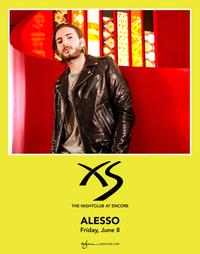 ALESSO at XS Nightclub on Fri 6/8