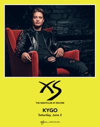 KYGO at XS Nightclub on Sat 6/2