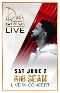 BIG SEAN at Drai's Nightclub on Sat 6/2
