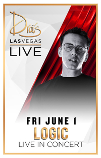 LOGIC at Drai's Nightclub on Fri 6/1