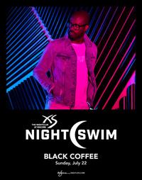 BLACK COFFEE - NIGHTSWIM at XS Nightclub on Sun 7/22