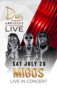 MIGOS at Drai's Nightclub on Sat 7/28
