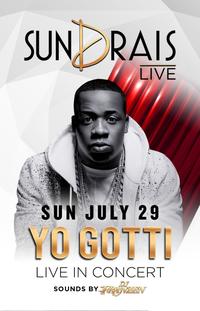 YO GOTTI at Drai's Nightclub on Sun 7/29