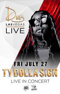 TY DOLLA IGN at Drai's Nightclub on Fri 7/27