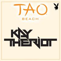 PLAYBOY FRIDAYS  KAY THE RIOT at TAO Beach on Fri 8/3