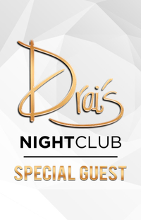 SPECIAL GUEST at Drai's Nightclub on Sat 8/4