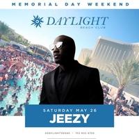 MDW 2018  JEEZY at Daylight Beach Club on Sat 5/26