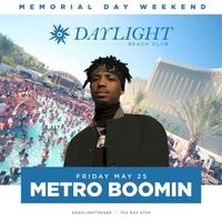 MDW 2018  Metro Boomin at DAYLIGHT Beach Club at Daylight Beach Club on Fri 5/25