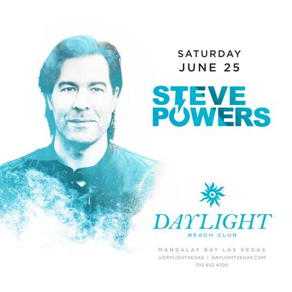 Steve Powers At Daylight Beach Club June