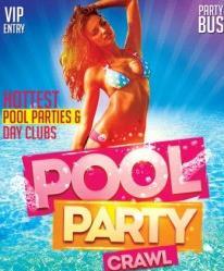 VIP Pool Party Crawl