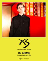 RL GRIME at XS Nightclub on Fri 2/23