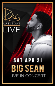 BIG SEAN at Drai's Nightclub on Sat 4/21