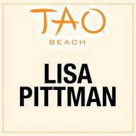 LISA PITTMAN at TAO Beach on Fri 6/22