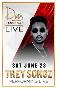 TREY SONGZ at Drai's Nightclub on Sat 6/23