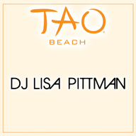 LISA PITTMAN at TAO Beach on Fri 6/22