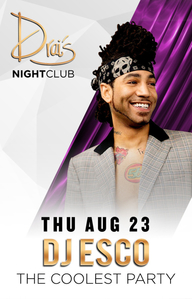 DJ ESCO at Drai's Nightclub on Thu 8/23