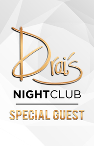 SPECIAL GUEST at Drai's Nightclub on Sat 8/25