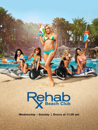 Rehab at Rehab Pool Party on Sun 5/1