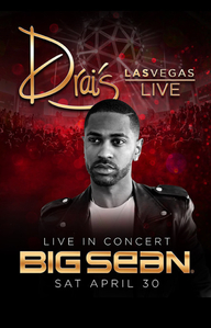 Big Sean at Drai's Nightclub on Sat 4/30