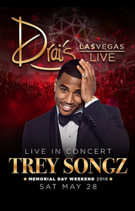 Trey Songz at Drai's Nightclub on Sat 5/28