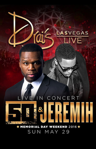 50 Cent  Jeremih at Drai's Nightclub on Sun 5/29