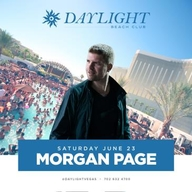 Morgan Page at DAYLIGHT Beach Club at Daylight Beach Club on Sat 6/23
