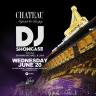 Chateau Wednesdays at Chateau Nightclub on Wed 6/20