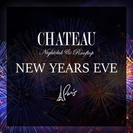 New Years Eve 2019 at Chateau Nightclub  Beer Park at Chateau Nightclub on Mon 12/31