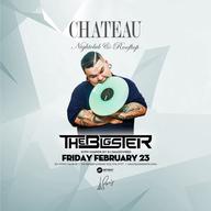 Chateau Fridays with DJ Bigster at Chateau Nightclub on Fri 2/23