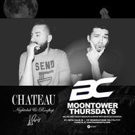 Moontower Thursdays at Chateau Nightclub on Thu 6/7