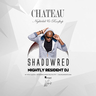 Chateau Wednesdays with DJ ShadowReD at Chateau Nightclub on Wed 2/21