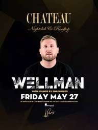 Chateau Fridays at Chateau Nightclub on Fri 5/27