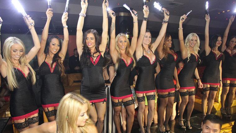 Mirage hotel 1 oak Las Vegas