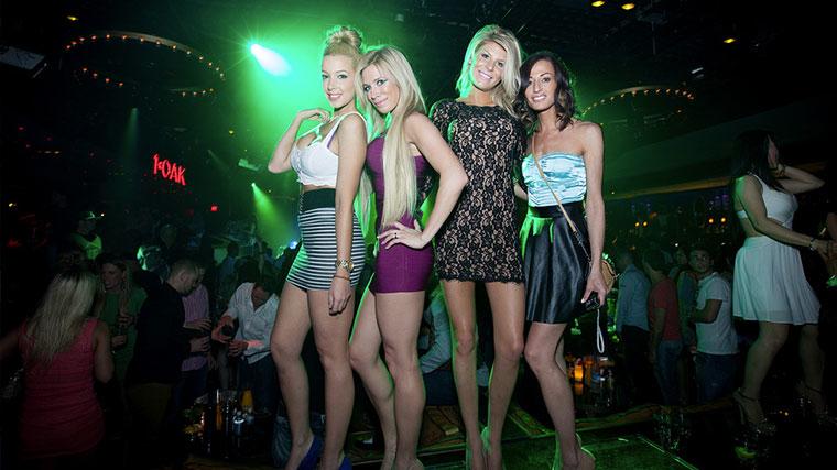 bottle service Mirage Hotel Las Vegas 1 Oak