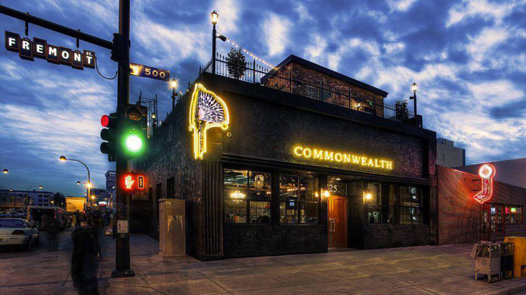 Commonwealth Bar 1