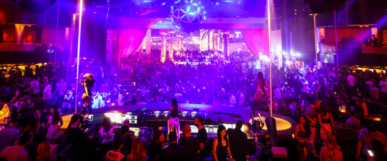 live concert nightclub Drai's Las Vegas