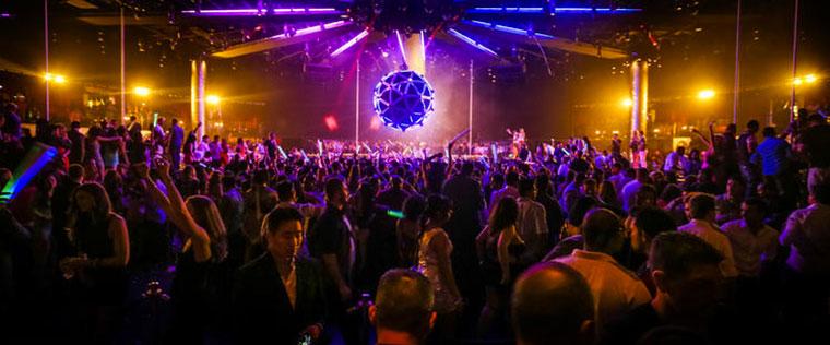 Drais Nightclub Las Vegas Cromwell Hotel