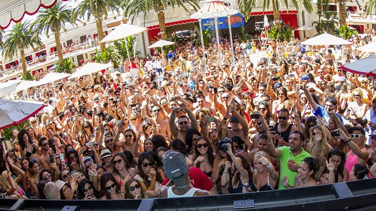 Party Encore Beach EDM
